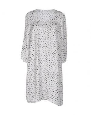 Короткое платье GRAN SASSO. Цвет: белый