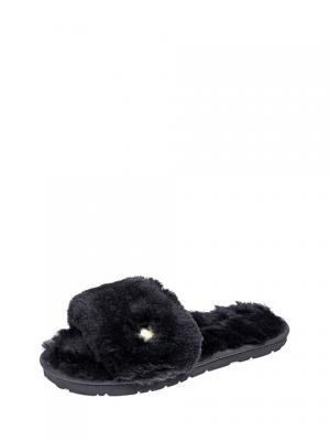 Тапочки Marissimo. Цвет: черный