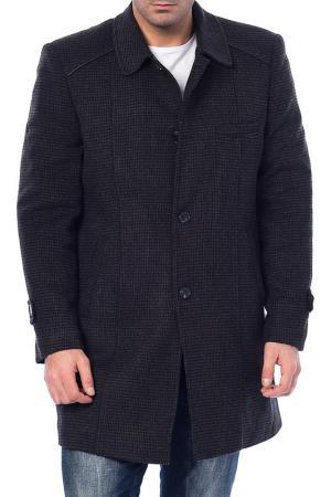 Пальто Dewberry. Цвет: dark gray