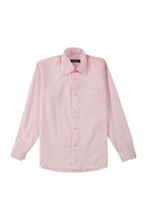 Рубашка Herdal. Цвет: розовый