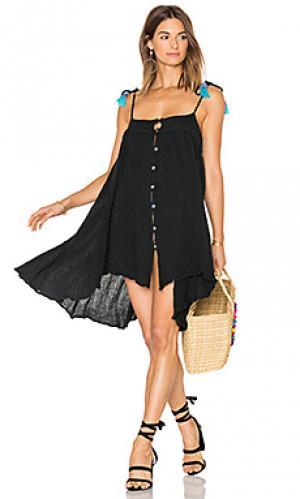 Платье merida Jens Pirate Booty Jen's. Цвет: черный