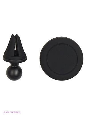Держатель магнитный для телефона/смартфона HT-16Vmg WIIIX на вентиляцию. Цвет: черный