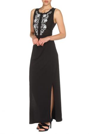 Платье OUI. Цвет: черный