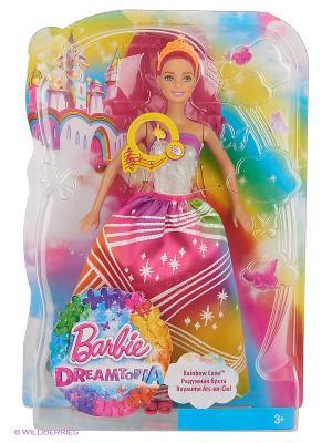 Кукла Барби Радужная бухта Barbie. Цвет: розовый, желтый, белый, фиолетовый