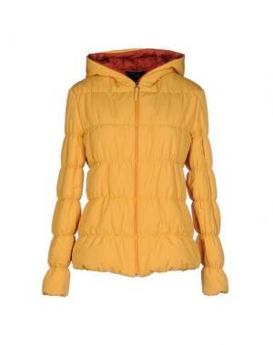Куртка +MINI. Цвет: охра