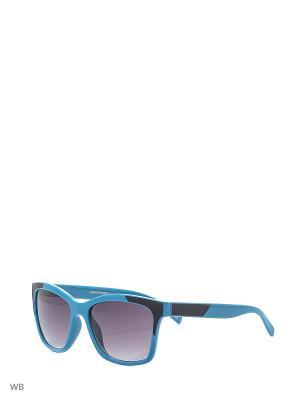 Очки солнцезащитные MS 01-347 20P Mario Rossi. Цвет: голубой