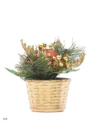 Сувенир Vittorio Richi. Цвет: золотистый, зеленый, красный