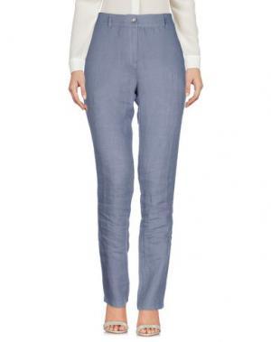 Повседневные брюки DEVERNOIS. Цвет: серый