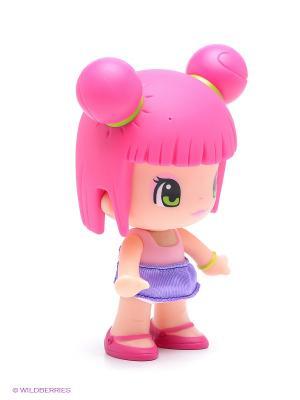 Кукла Пинипон c аксесcуарами Famosa. Цвет: фуксия, зеленый