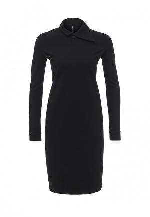 Платье Firkant. Цвет: черный