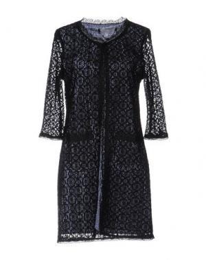 Легкое пальто KORALLINE. Цвет: черный