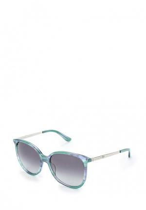 Очки солнцезащитные Juicy Couture. Цвет: зеленый