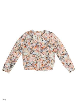 Куртка SELA. Цвет: молочный