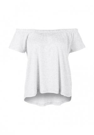 Блуза Q/S designed by. Цвет: серый