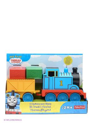 Мой первый Томас. Серия Preschool THOMAS & FRIENDS. Цвет: голубой