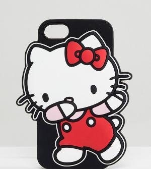 ASOS Чехол для iPhone 6/6S/7/8 от Hello Kitty x. Цвет: мульти