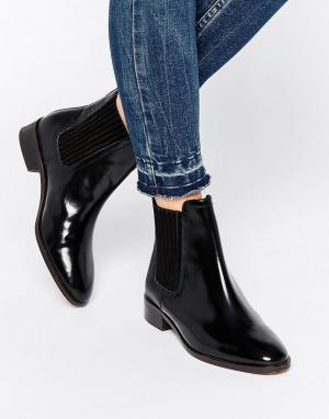 KG Kurt Geiger Кожаные ботинки челси By. Цвет: черный