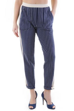 Pants Cristina Gavioli. Цвет: dark blue