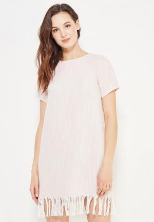 Платье Maria Golubeva. Цвет: розовый