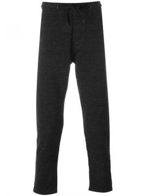 Спортивные брюки Jump Bleu De Paname. Цвет: серый