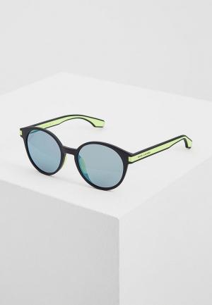 Очки солнцезащитные Marc Jacobs. Цвет: зеленый