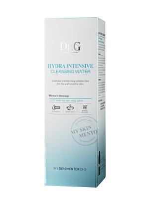 Вода мицеллярная очищающая для снятия макияжа Hydra, 210 мл. Dr.G. Цвет: белый