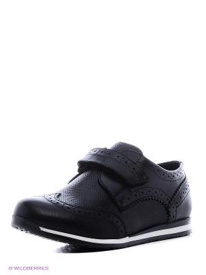 Ботинки ELEGAMI. Цвет: черный