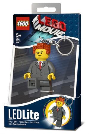 Брелоки-фонарик Lego. Цвет: серый