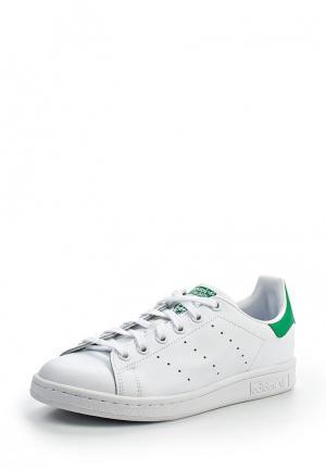 Кеды adidas Originals. Цвет: белый
