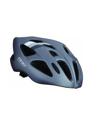 Шлем BBB. Цвет: серый