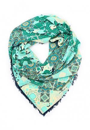 Платок Eleganzza. Цвет: зеленый