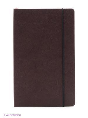 Ежедневник Vincent, А5 Bruno Visconti. Цвет: коричневый