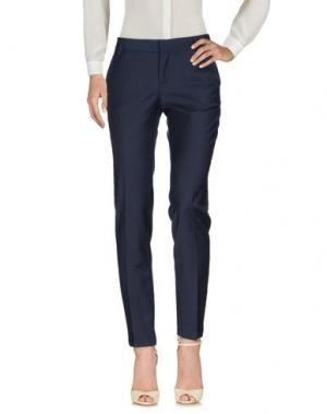 Повседневные брюки NEW YORK INDUSTRIE. Цвет: темно-синий