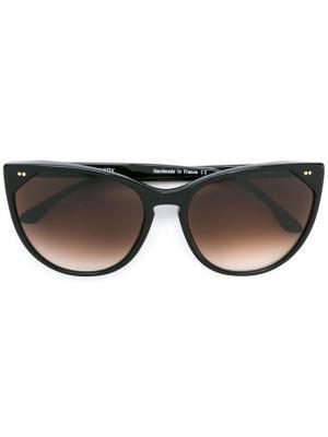 Солнцезащитные очки Swappy Thierry Lasry. Цвет: чёрный