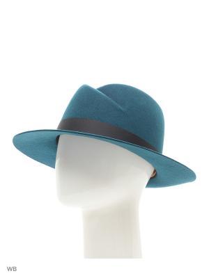 Шляпа TipTopHat. Цвет: темно-зеленый