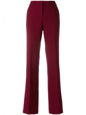 Расклешенные брюки  LAutre Chose L'Autre. Цвет: розовый и фиолетовый