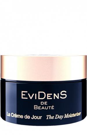 Дневной увлажняющий крем EviDenS de Beaute. Цвет: бесцветный