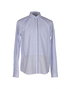 Pубашка LIBERTINE-LIBERTINE. Цвет: небесно-голубой