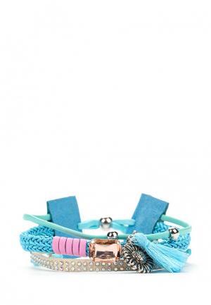 Браслет Kameo-Bis. Цвет: голубой