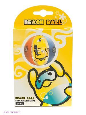 Мяч Ball Mad Wave. Цвет: желтый