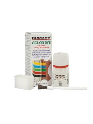Краситель COLOR DYE, стекло TDC01, 25мл. (001 БЕЛЫЙ) Tarrago. Цвет: белый