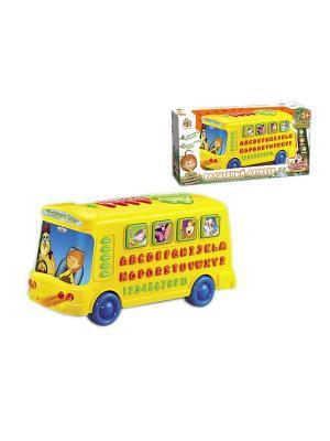 Волшебный автобус Уроки тетушки Совы S-S. Цвет: желтый