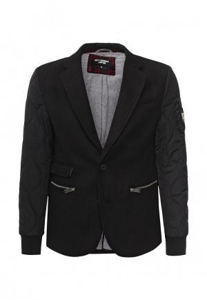 Куртка Dry Laundry. Цвет: черный