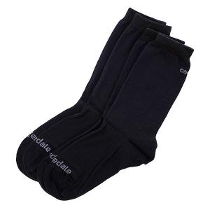 Носки средние  Coolmax Liner (2 Pair) Black Bridgedale. Цвет: черный