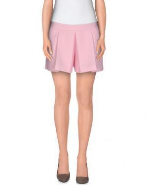 Повседневные шорты MAISON ABOUT. Цвет: розовый