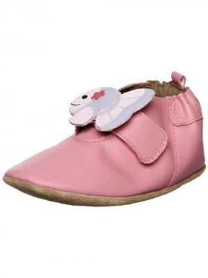 Ботинки MaLeK BaBy. Цвет: розовый, белый, голубой