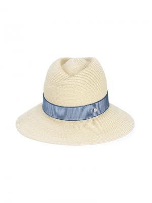 Шляпа Tyler Maison Michel. Цвет: синий