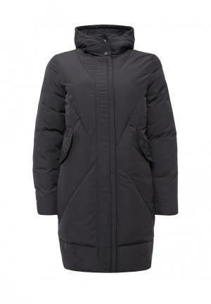 Куртка утепленная Ichi. Цвет: серый