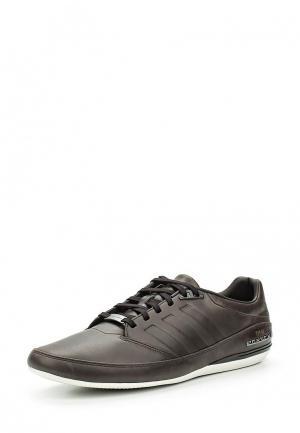 Кроссовки adidas Originals. Цвет: коричневый
