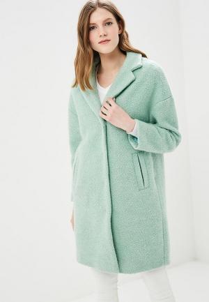 Пальто Baon. Цвет: зеленый